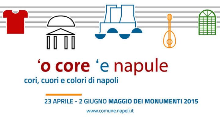 Maggio dei monumenti Napoli 2015