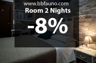 ROOM 2 Nights -8%